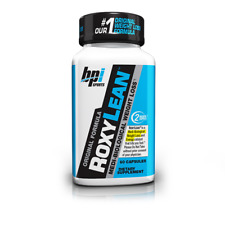 Fat Burner Weight Loss Bpi Roxylean Capsules 60 Caps Thermogenic Endurance Cheap