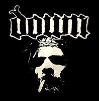 DOWN cd cvr NOLA FACE / JESUS SMOKING JOINT Official SHIRT XL New pantera