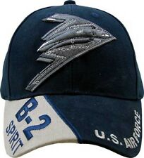 U.S.A.F. U.S.Air Force B-2 SPIRIT Officially Licensed Military Hat Baseball Cap