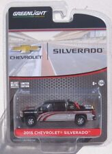 GREENLIGHT 2015 CHEVROLET SILVERADO TRACK SAFETY TEAM HOBBY EXCLUSIVE