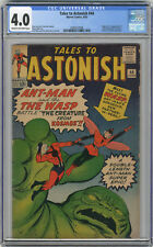 1963 Tales To Astonish 44 CGC 4.0 1st Wasp