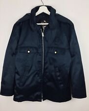 New Vintage Golden Fleece Titan Cloth Zip Men Jacket Navy Sz 42 Large
