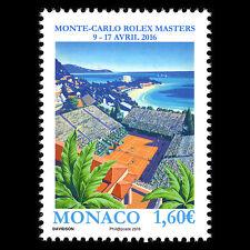 Monaco 2016 -  Tennis Monte-Carlo Rolex Masters 2016 Sports - MNH