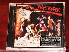 Slave Raider: Take The World By Storm CD 2015 Remaster Divebomb USA DIVE079 NEW