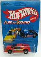 HOT WHEELS MATTEL AUTO DA SCONTRO STOCKER SMASHER MINT CRACK UPS CAR VINTAGE TOY