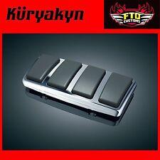 Kuryakyn Brake Pedal Cover for Yamaha 99-'14 Road Star 1600/1700 8858