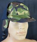 British Military Woodland DPM Cold Weather Field Cap Hat