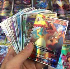 Lot Carte Pokémon - Version Française avec 50 GX FRENCH CARD Rare Brillante New
