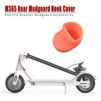 M365 Rear Fender Silicone Hook Cover Electric Scooter Back Mudguard Parts