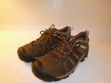 Keen Targhee II Shoes Men's Brown Leather Low Hiking Trail - US 9 (EU 42)