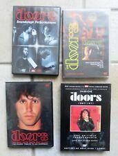 LOT DE 5 DVD des DOORS avec JIM MORRISON