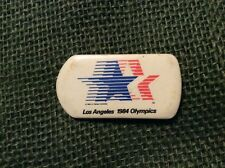 1984 L.A. OLYMPICS Pin Back Pin OPENING CEREMONIES