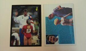 Bela Karolyi World Class Athletes 1992 Gymnast Gymnastics Coach ROOKIE RARE