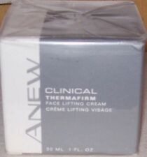 AVON! Get 1 Jar Anew CLINICAL thermafirm FACE LIFTING CREAM. UNISEX. NEW