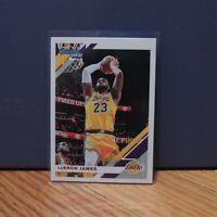 2019-20 Lebron James Panini Donruss Base Card Los Angeles Lakers #94