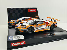 Slot car Scalextric Carrera 27547 - Evolution Ford GT Race Car # 2