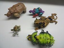 Transformers Beast Wars creatures monsters tiger robots lot  for parts As Is