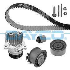 DEALER SPEC AUDI A4 2.0 TDI 16V DAYCO FULL TIMING CAM/BELT WATERPUMP KIT NEW