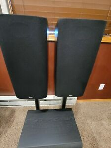 B&W(BOWERS & WILKINS) DM602 S3 Speakers
