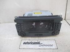 A4548200879 AUTORADIO (NON FORNIAMO CODICE AUTORADIO, SOLO TELAIO VEICOLO) SMART