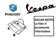 142800000 Portapacco anteriore cromato Piaggio Vespa Px-Lml 610271m RMS
