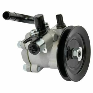 Power Steering Pump with Pulley New for Kia Rio Hyundai Accent