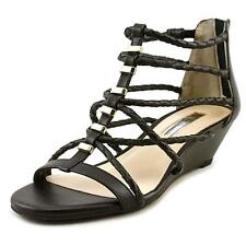 Wedge Strappy Synthetic Sandals & Flip Flops for Women