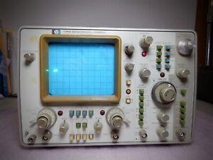 Hewlett Packard HP 1740A Oscilloscope