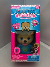 "JIFFPOM CUTELIFE #7 ""Study Date"" Pomeranian Dog Figure Mystery Series One NEW"