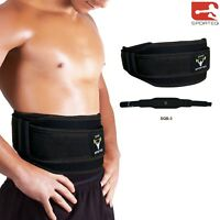 Weight Lifting Belt,Sporteq Body Building Exercise Neoprene Gym Fitness Training