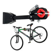 Wall Mount Bike Repair Stand Adjustable Foldable Clamp Maintenance Workstand