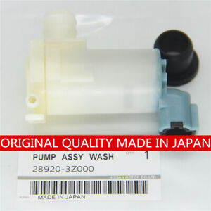 Windshield Washer Pump for Nissan Altima Sentra Frontier Infiniti FX35 FX45