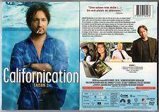 CALIFORNICATION - Intégrale saison 2 - Coffret 2 boitiers slim - 2 DVD - NEUF