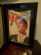 Tv Guide Collector's Classics Elvis Presley Sept. 1956 Series 1 Reissue with Coa
