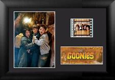 """THE GOONIES 1985 Adventure Comedy FRAMED MOVIE PHOTO and FILM CELL 5"""" x 7"""" New"""