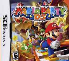 MARIO PARTY DS SEALED NEW DS LITE 3DS 2DS FREE 1ST CLASS DELIVERY UK SELLER