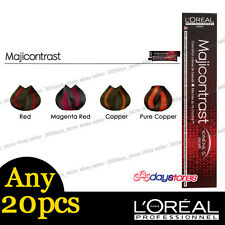 Any 10pcs L'oreal Majicontrast Permanent Colour Hair Dye 50ml