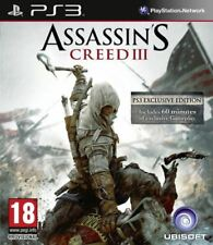 Assassin's Creed III 3 (PS3 Spiel) * sehr guter Zustand *