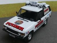 1/43 Ixo Range Rover Marketing Vehicle Pinder