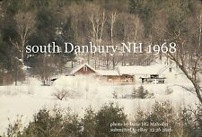 Boston & Maine RR jordan spreader  South Danbury NH 1968