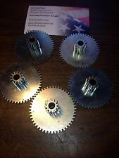 CDE hygain original oem antenna rotor spur drive gear for 45 T2xHam 2,4 Rotators