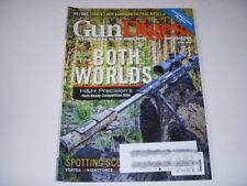 GUN DIGEST Magazine, JUNE, 2016, ITHACA GUARDIAN TACTICAL RIFLE, SPOTTING SCOPES