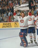 PATRICK ROY MONTREAL CANADIENS CUP UNSIGNED 8x10 Photo