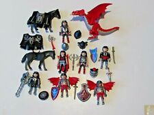 Playmobil Dragon Knights with Horses, Armor, Weapons (use as Advent Calendar?)