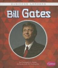Bill Gates (Business Leaders)-ExLibrary