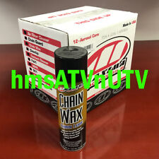 Maxima Racing Oils Chain Wax Lube - 12 Pack Case - 74920
