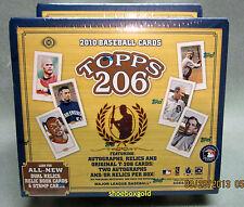 2010 TOPPS 206 T206 BASEBALL Factory-Sealed HOBBY Box