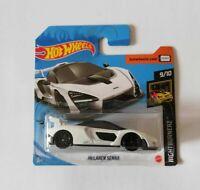 McLaren Senna Hot Wheels 2020 Caja N Nightburnerz 9/10 Mattel