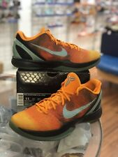 NIKE ZOOM KOBE VI 6 ALL-STAR ORANGE COUNTY Orange Peel 448693-800 SIZE 11