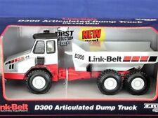 """Ertl Link Belt D300 Articulated Dump Truck 1:50 """"New"""""""